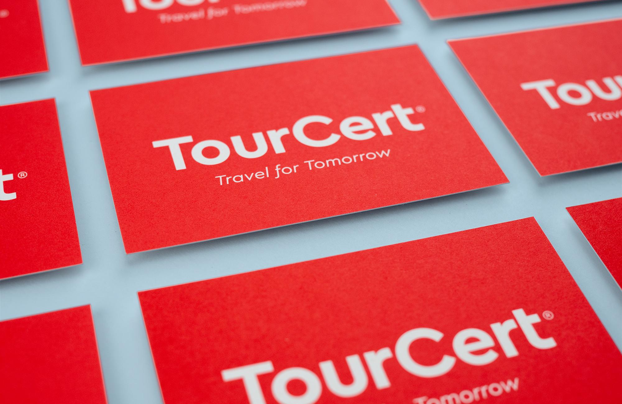 TourCert Visitenkarten